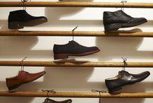 Exhibición del zapato