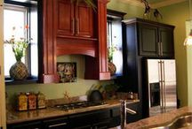 kitchen decor / by Terresa Wortham Gross