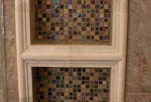 foyer/niche / by Jennifer Fuehrmann