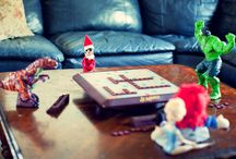 ELF on the shelf! / by Ashley Anders