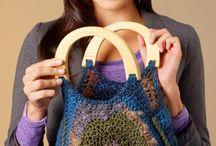 Crochet Bags & Purses / Crochet bags & purses