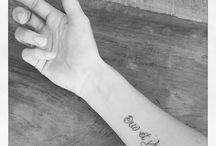 • tattoos •