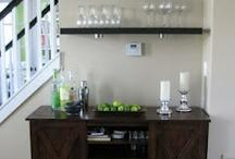Home - Bar / by Kelly Boich