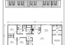 Rural House Plans / Australian House Plans Suited to Rural or Country Blocks