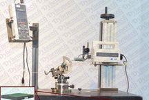 Teasting & Measurement Equipments Protected agnst. Vibrations