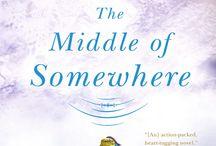 Middle of Somewhere, A novel / by Sonja Yoerg published 1 September 2015 by Penguin Press