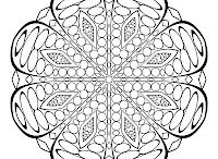 Mandala ideas / by Lucy Hartman