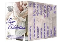 LOVE ADDICTION / Eight moving stories about love and lust to melt away your winter blues! / by Sarah Darlington