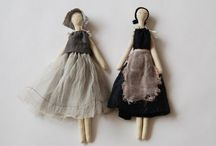 Country Handmade Dolls