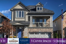 Carousel Model Home / Carousel Model home in Binbrook, ON