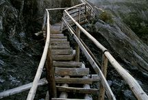 Where I want to go / Stairway to mordor!