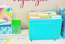 school & organized ideas