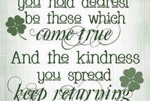St. Patrick's Day Kindnesses
