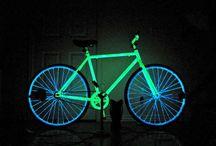 mon vélo / by Isabelle Savoie