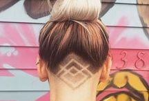 undercut tatoos