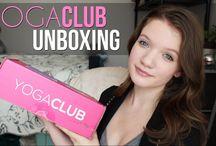 YogaClub Unboxing Videos!