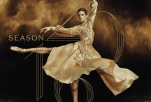 Season 2016 / The Light Fantastic.  This Season shimmers with stardust, as we share ballets that enchant with the glamour of a golden age.