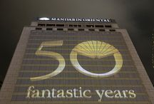 50th Anniversary Gala / From the glamorous red carpet to special live performances, here are a few highlights from our 50th Anniversary Gala at Mandarin Oriental, Hong Kong. #MO50 / by Mandarin Oriental Hotel Group
