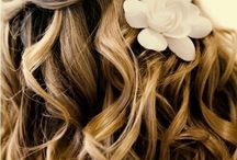 Hair Styles  / Engagement & Wedding