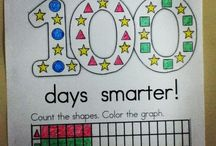 100 day of school  / by Kelley Knight
