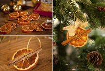 Christmas decoration ideas / by Lauren Foot