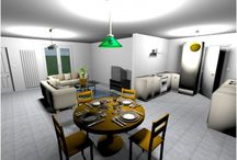 Planning A Interior Room Layout : MY DECO 3D ROOM PLANNER