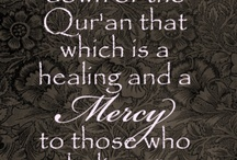Islamic quotes and pictures  / by Haya Zyadeh