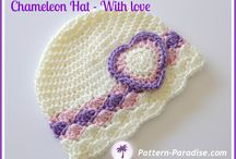 Knitting and crochet / things to try