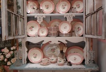 cabinet shabby shic