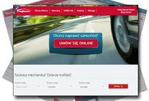 Motoryzacja / Wszystko dla miłośników motoryzacji