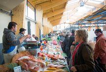 Les marchés d'Argenteuil