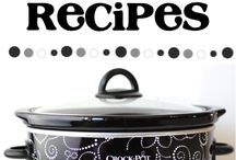 Crockpot and Freezer Meals / Food