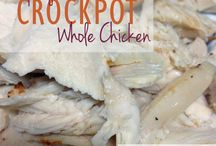 Food: Crockpot and Freezer Meal/Meal Plans