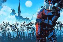 The Walking Dead Comic by Robert Kirkman