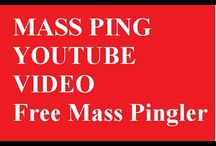 MASS PING YOUTUBE VIDEO