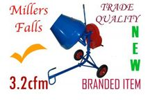 Construction Machinery / Tool Power Industrial Machinery have a large selection of well known brands for mixing concrete, cement, mortar, & plaster.  For more details, visit the website page - http://www.tpim.com.au/construction-machinery/cement-mixers.html.