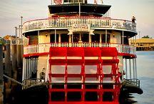 steam boat Natchez