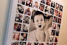 Фотоколлаж / красиво оформленные фотографии