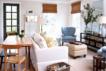 Living Rooms / by Layla Palmer
