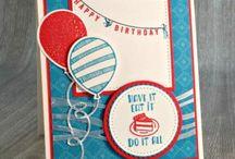 Balloon cards