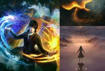 Elemental Trilogy