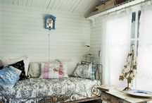 Dream Home / Rustic, cozy, and big enough for us all (and all our crap) / by Elaine Griffin