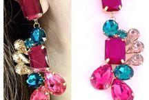 Ludora Slovakia / Statement earrings .. www.ludora.sk