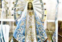 Virgen María / by Anselmo Eugenio Amezquita Velasco