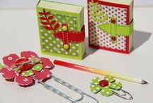 POST IT NOTE POUCHES/BOXES