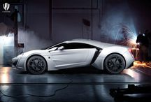 W Motors / by The supercars