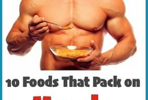 Foods That Pack On Muscle