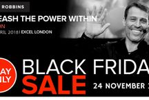 Tony Robbins UPW London 2018 / Meet Tony Robbins Live in London at UPW London 2018 when Tony runs his most popular event, Unleash the Power Within.