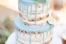 Wedding Cakes + Food