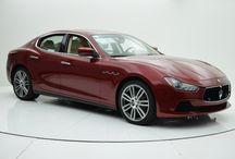 Our Maserati